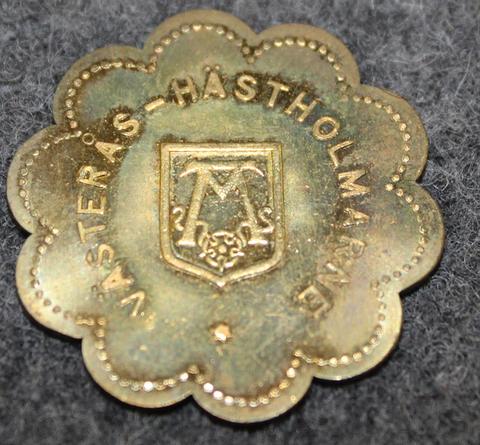 Västerås Hästholmarne, Mälaren järven lauttayhtiö 24mm