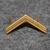 Sveitsin palokunnat, arvomerkki 3mm, kullattu