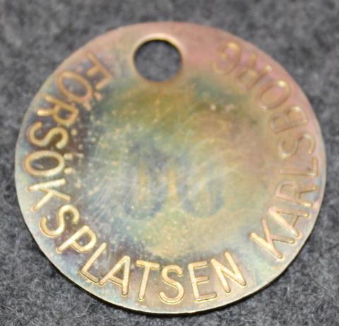 Försökplatsen Karlsborg