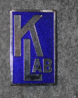 Karlskrona Lastbils AB, rahtiliike