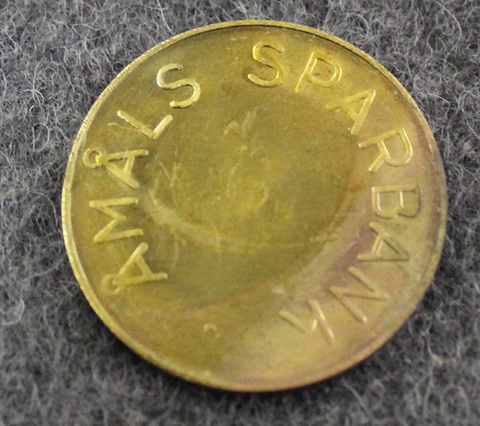 Åmåls Sparbank, säästöpankki