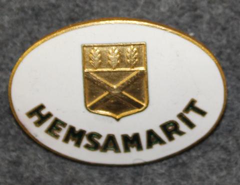 Hemsamarit Flens kommun, Kotisairaanhoitaja / kodinhoitaja.