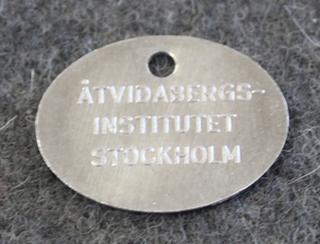 AB Åtvidabergs Industrier, laskukoneiden valmistaja. Institutet, Stockholm