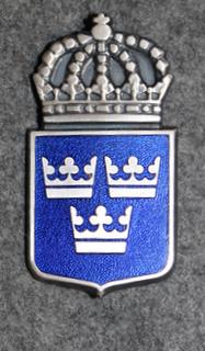 Ruotsin armeijan materiaalilaitos. FMV