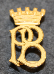 Partille Brandkår. Firebrigade shoulder insignia. LAST IN STOCK