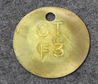 Kungl. Östgöta Flygflottilj, CT F3, ruotsin ilmavoimat.