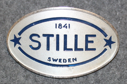 AB Stille-Werner, medical instrument manufacturer.  LAST IN STOCK