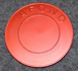 Ammunitionsförrådsgrupp Öster Norrland AFÖNO. Ammusvarikko, oranssi