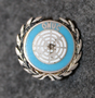 Organisation des Nations Unies au Congo,  ONUC, Badge