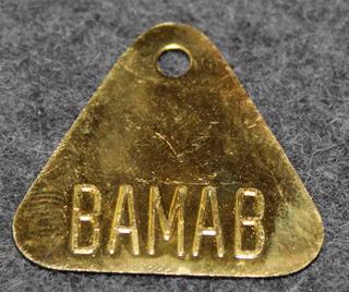 Br.Albinssons Mekaniska Verkstad AB, BAMAB