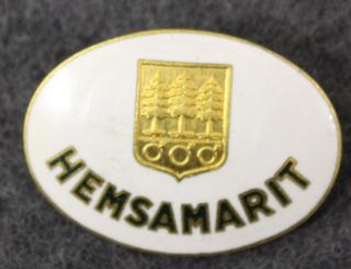 Hemsamarit Grangärde landskommun, Kotisairaanhoitaja / kodinhoitaja.