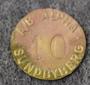 AB Alpha, Sundbyberg, Bakeliitin valmistaja. 10