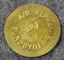 AB Alpha, Sundbyberg. Bakelite manufacturer. 2