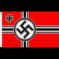 WW2 flag: Reichskriegsflagge, 240x150cm, large size