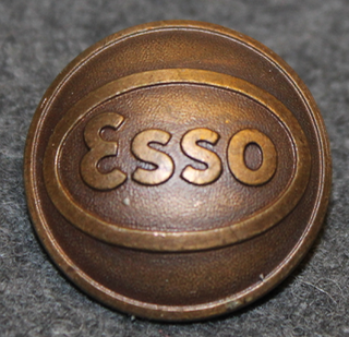 Esso, 25mm. Oil company.
