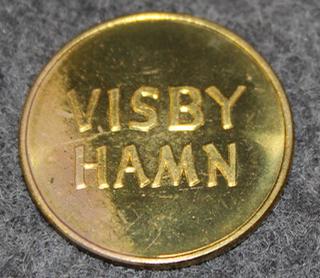 Visby Hamn. Visbyn satama.