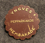 Yngves Hembakade Pepparkakor. Gingerbread bakery.  LAST IN STOCK