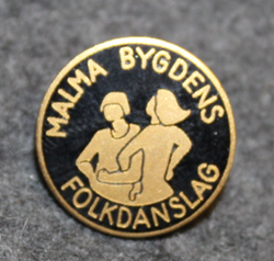 Malma bygdens Folkdanslag, Folk dance team