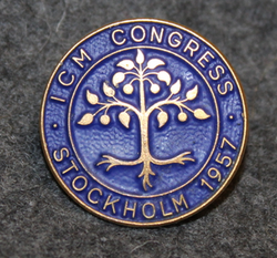 ICM Congress Stockholm 1957, International Confederation of Midwives