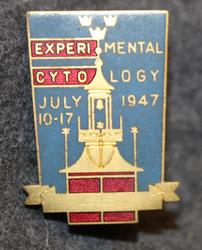 6th International Congress of Experimental Cytology, Stockholm 1947