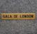 Gala of London, parfyymi