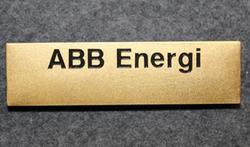 ABB Energi nimikilpi
