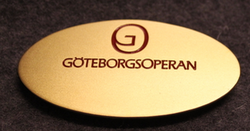 Göteborgsoperan. Opera of Gothenburg