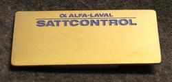 Alfa-Laval Sattcontrol, 1986-1991 malli