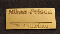 Nikon Prisen, Interfoto