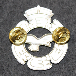 Finnish Air Force beret badge.