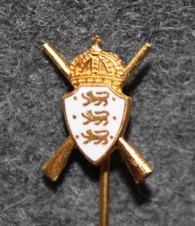 D.d.s.g. & i, De Danske Skytte-, Gymnastik- og Idrætsforeninger, shooting qualification,  crown