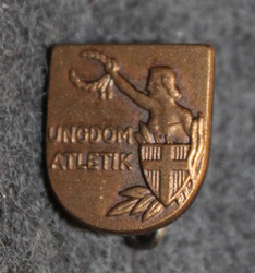 D.d.s.g. & i, De Danske Skytte-, Gymnastik- og Idrætsforeninger. Ungdom atletik, bronze