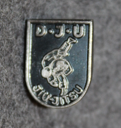 DJU, Dansk Judo Union, Jiu Jitsu.  Tanskan judoliitto