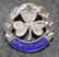 RSF Bordtennis, urheilumerkki, 925 hopeaa