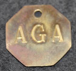 AGA (Aktiebolaget Gasaccumulator), 25mm