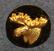 Hirvenpää, ruotsin metsästäjäinliitto. 25mm kullattu