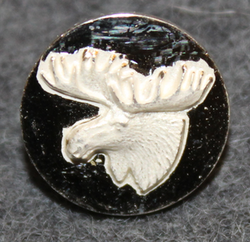 Moosehead, swedish hunters association. 13mm