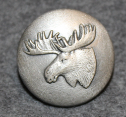 Moosehead, swedish hunters association. 22mm, old model