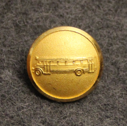 Bus driver, swedish, pre 1967. 16mm gilt