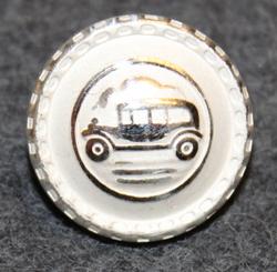 Autonkuljettaja / kuski, ruotsalainen, vanha kuva, 17mm
