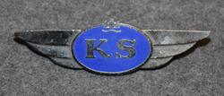 KS, Københavns Sporveje, Kööpenhaminan raitiotiet, univormutunnus