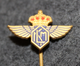 KLM, Royal Dutch Airlines, pin
