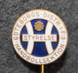 Göteborgs Distr. IF:s Styrelse Handbollsektion