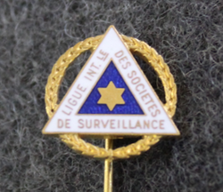 The Ligue Internationale des Sociétés de Surveillance, The International Security Ligue