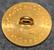 Boliden, kaivosyhtiö, 26mm kullattu