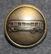 Bussin kuljettaja, ruotsalainen < 1967. 24mm messinki