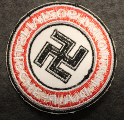 NSDAP, 50mm sew on patch