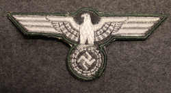 WW2 german eagle, sew on patch