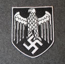 WW2 german eagle, reichsadler, sew on patch