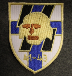 Finnish SS brothers-in-arms, sew on patch